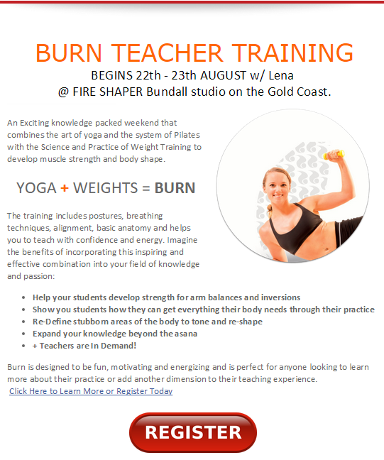 Fire Shaper Bundall Weights Vs Yoga Fireshaper Bundall