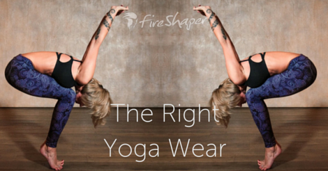 The Right Yoga Wear